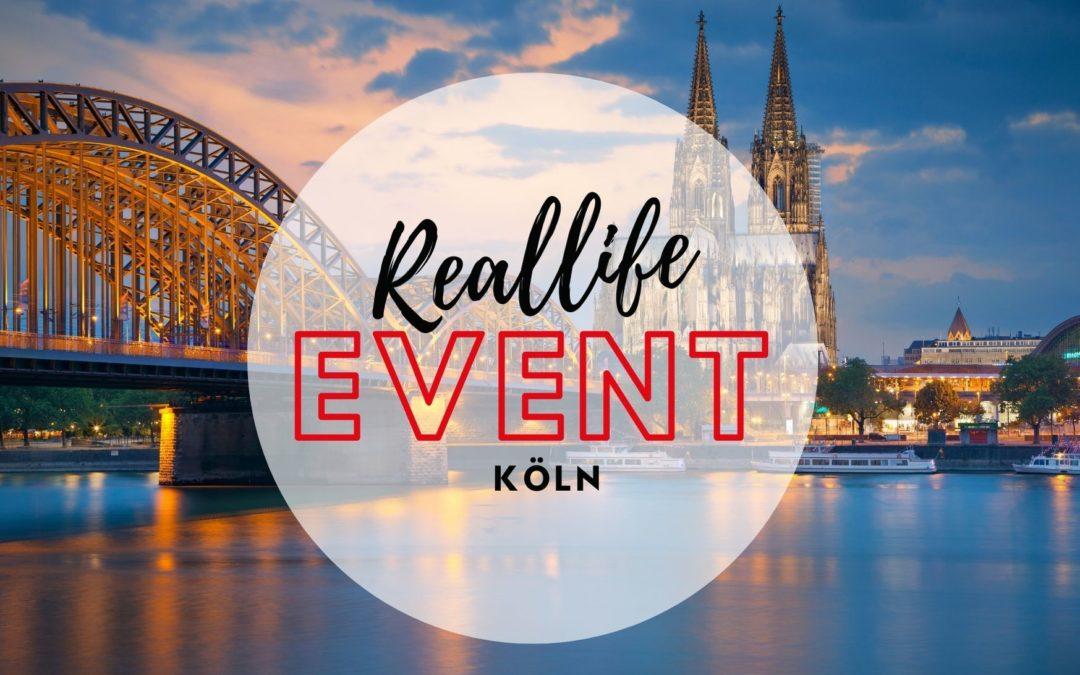 Reallife-Event Köln