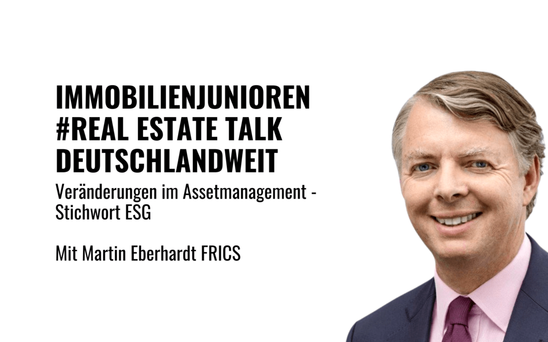 Real Estate Talk Deutschlandweit 24.2.2021 @Zoom